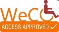 WeCo Access Approved logo