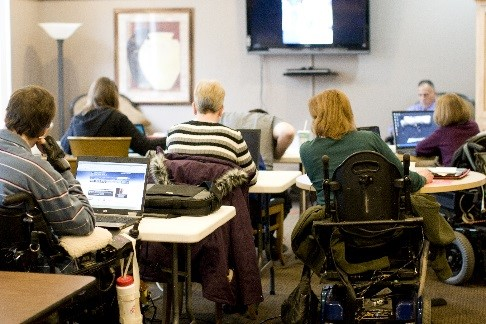 WeCo trains Individuals with Disabilities to Become CTCs